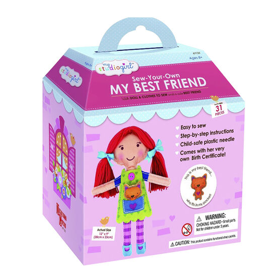 My Best Friend Doll - Red Head - 67133