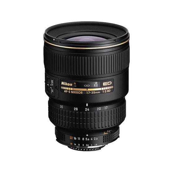 Nikon AF-S Zoom NIKKOR 17-35mm f/2.8D Lens