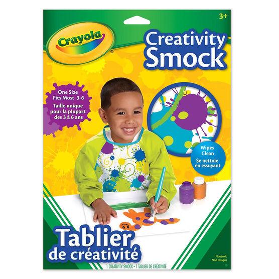 Crayola Creativity Smock