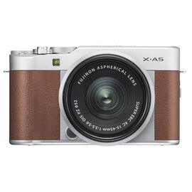 Fujifilm X-A5 with 15-45mm Lens
