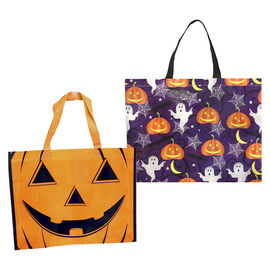 Halloween Laminated Loot Bag - Assorted