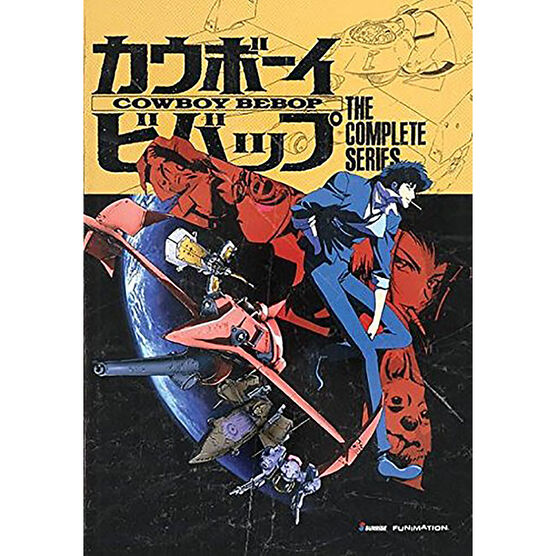 Cowboy Bebop Complete Series - DVD