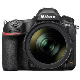 Nikon D850 Body with AF-S FX 24-120mm ED VR Lens - PKG #33100