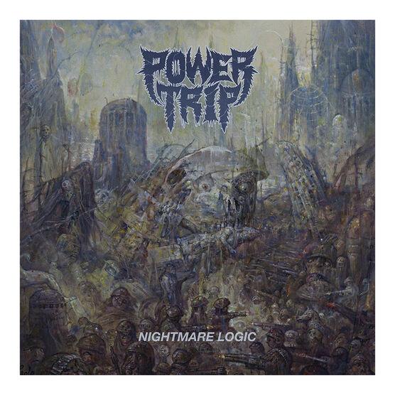 Power Trip - Nightmare Logic - Vinyl