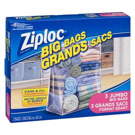 Ziploc Big Bags Extra Extra Large - 3's