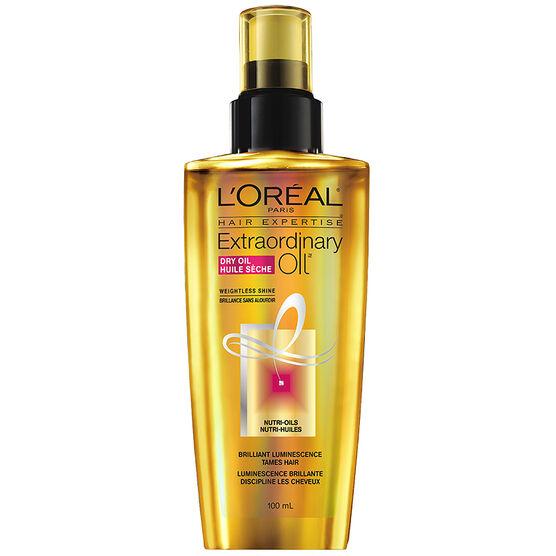L'Oreal Extraordinary Oil Dry Oil Spray - 100ml