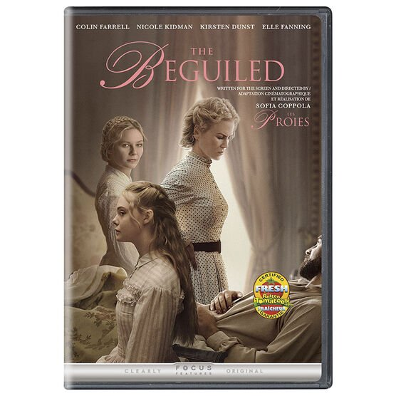 The Beguiled - DVD