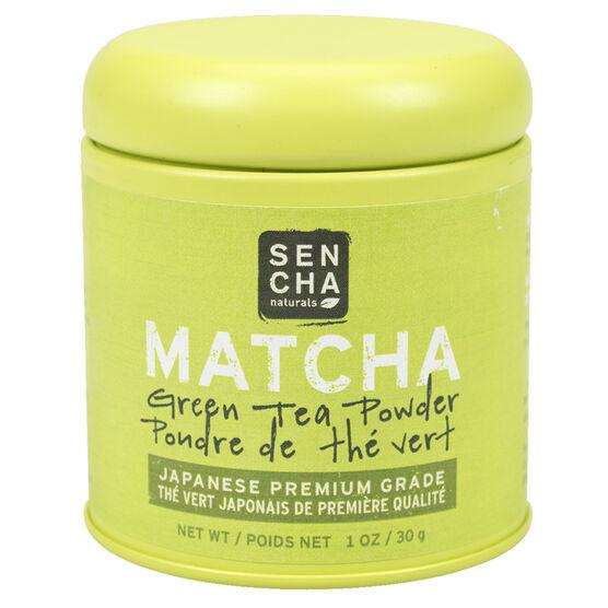 Sencha Naturals - Matcha Green Tea Powder - 30g