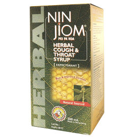 Nin Jiom Herbal Cough Syrup - 300ml