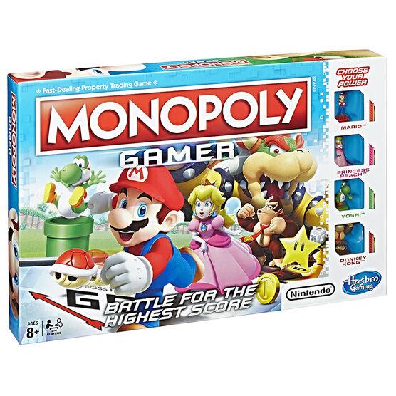 Monopoly Gamer - Nintendo Theme