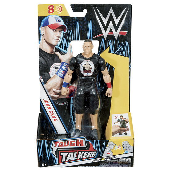 WWE Tough Talkers Figure - Assorted