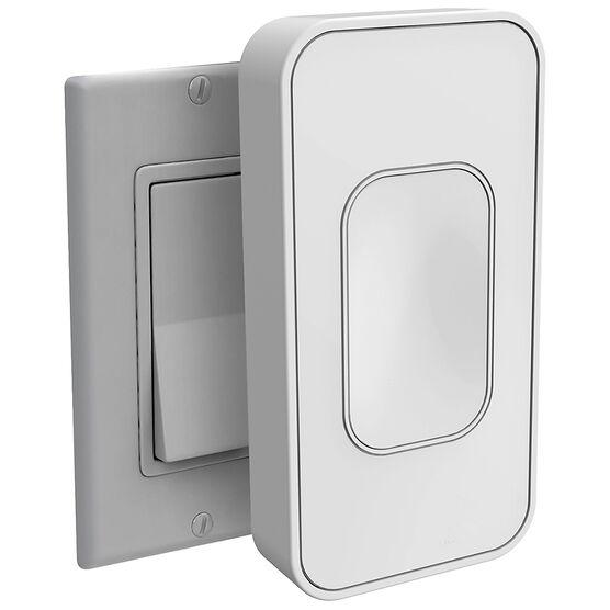 Switchmate Snap-On Smart Light Switch – Rocker - White