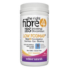 The Right Fibre4 IBS Intestinal Discomfort - Zesty Tangerine - 225g