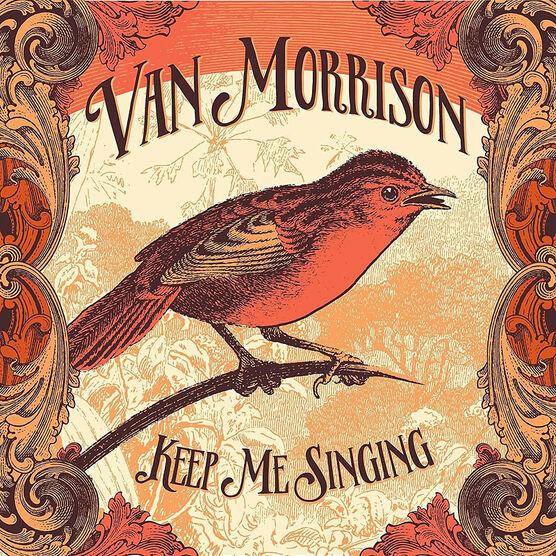 Van Morrison - Keep Me Singing - Vinyl