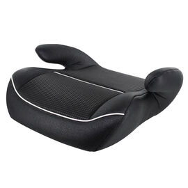 Bily No Back Booster Seat - Black - BBS804