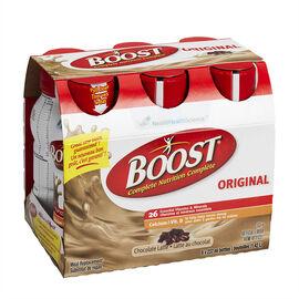Boost Drink - Chocolate Latte - 6 x 237ml