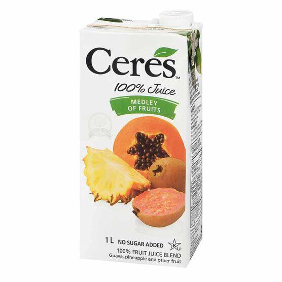Ceres Fruit Juice - Medley of Fruit - 1L