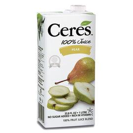 Ceres Fruit Juice - Pear - 1L