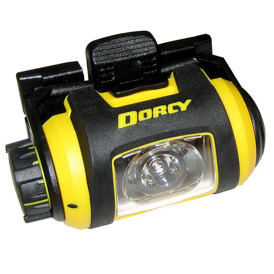 Dorcy 6 AA LED Pro Headlight - Assorted - 46-2612