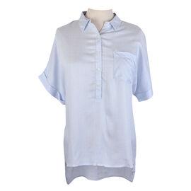 Lava Short Sleeve Woven Shirt - Azul - Assorted