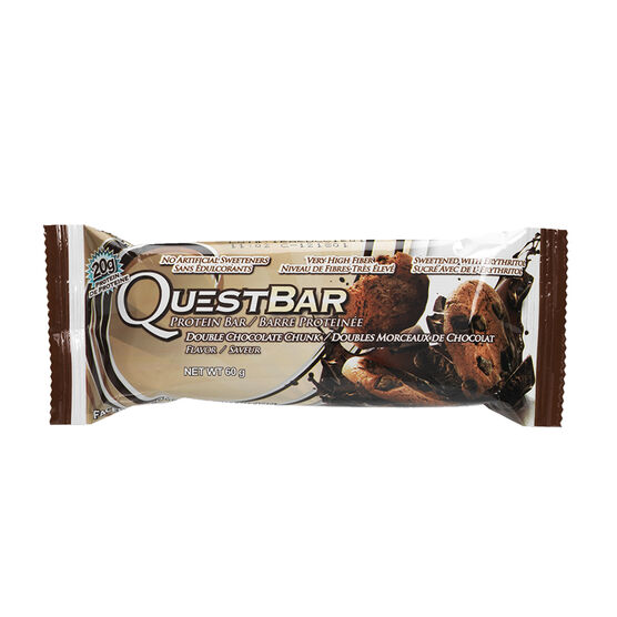 Quest Protein Bar - Double Chocolate Chunk - 60 g