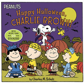 Happy Halloween, Charlie Brown! by Charles M.Schulz