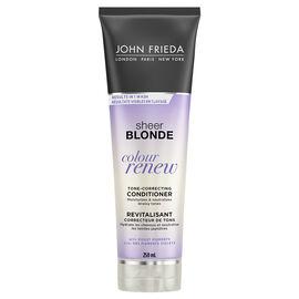 John Frieda Sheer Blonde Colour Renew Tone-Refreshing Conditioner - 250ml