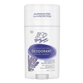The Green Beaver Company Natural Deodorant - Lavender - 50g