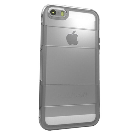 Pelican Adventure Case for iPhone 5S/SE - Clear - PNIP5ADVCL