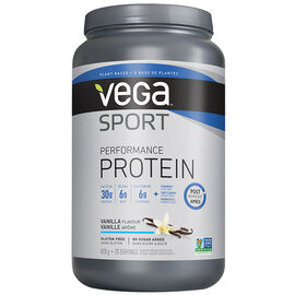 Vega Sport Performance Protein Post Workout - Vanilla - 828g