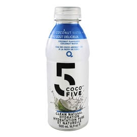 COCO5 Coconut Water - Natural - 500ml