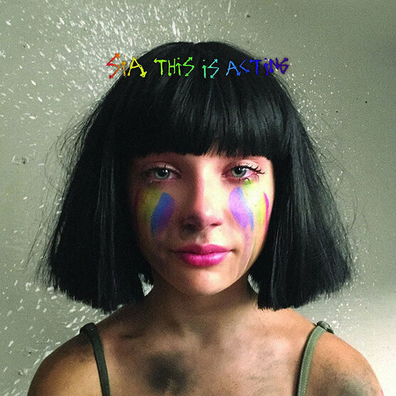 Sia - This Is Acting (Deluxe) - CD
