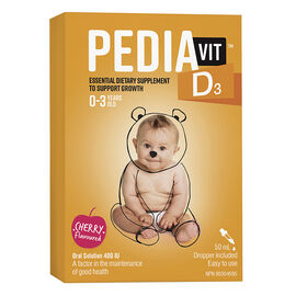 PediaVit Vitamin D3 - 50ml - 21879