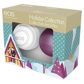 eos Lip Balm Holiday Collection - 2 x 7g