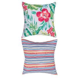 Arlee Outdoor Reversible Cushion - 18 x 18in