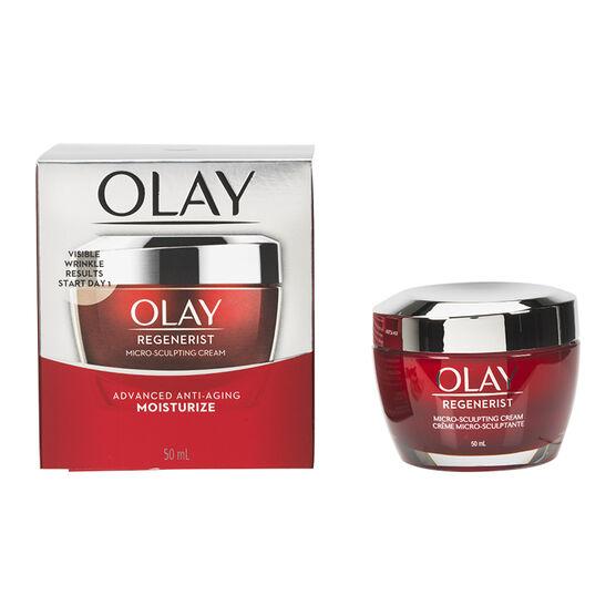Olay Regenerist Micro-Sculpting Cream - 50ml