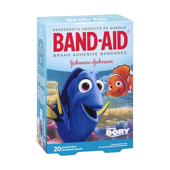 Johnson & Johnson Band-Aid - Finding Dory - 20's