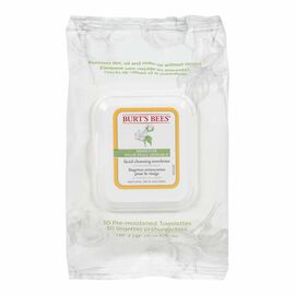 Burt's Bees Towelettes Sensitive Facial Cleansing - 30's
