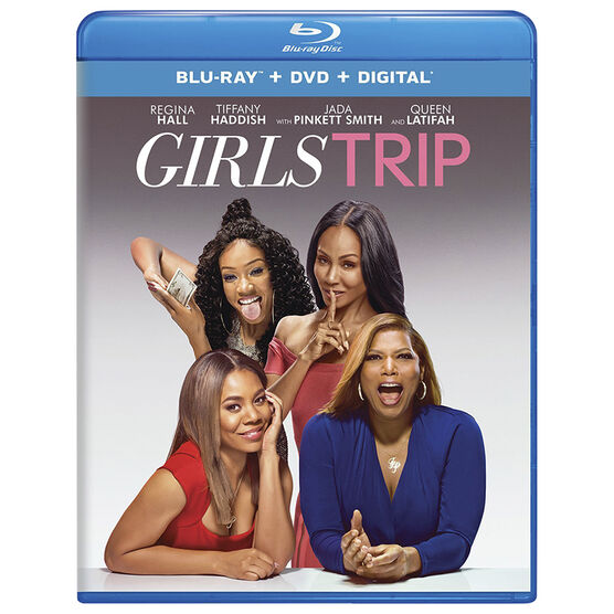 Girls Trip - Blu-ray