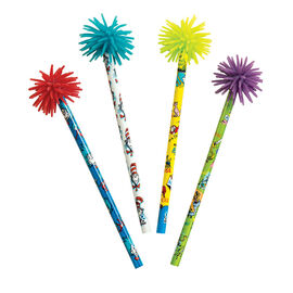 Geddes Dr. Seuss Rainbow Pencil - Assorted