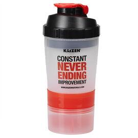 Kaizen Deluxe Shaker Bottle