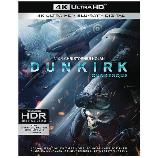 Dunkirk - 4K UHD Blu-ray