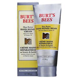 Burt's Bees Shea Butter Hand Repair Cream with Cocoa Butter & Sesame Oil - 90g