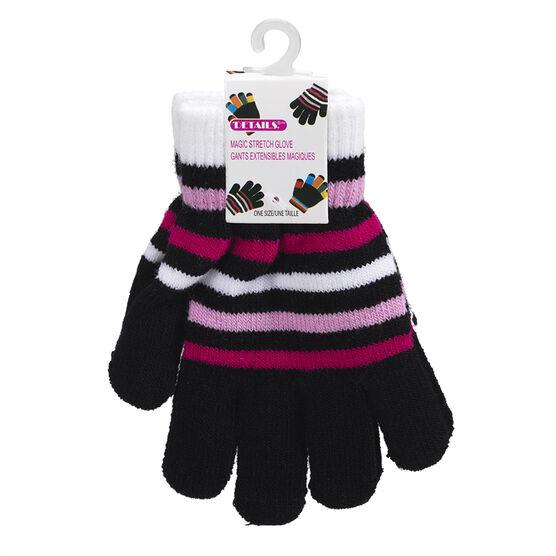 Details Magic Children's Gloves - Assorted