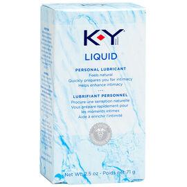 K-Y® Liquid Personal Lubricant - 71g