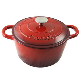 Crock Pot Artisan Cast Iron Dutch Oven - 5L