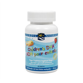 Nordic Naturals Kids DHA - 180's
