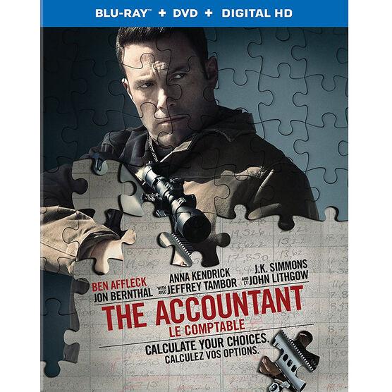 The Accountant - Blu-ray