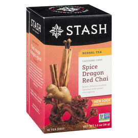Stash Tea - Spice Dragon Red Chai - 18's
