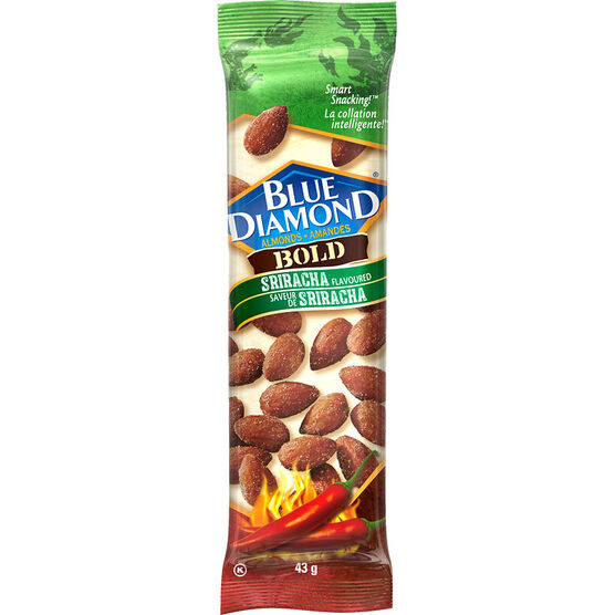 Blue Diamond Almond - Sriracha - 43g